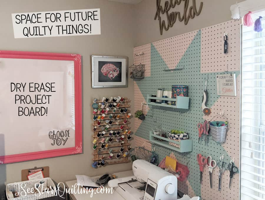 We moved! Come tour my New Creative space and see how I arranged all my tools to create the most amazing crafting space!