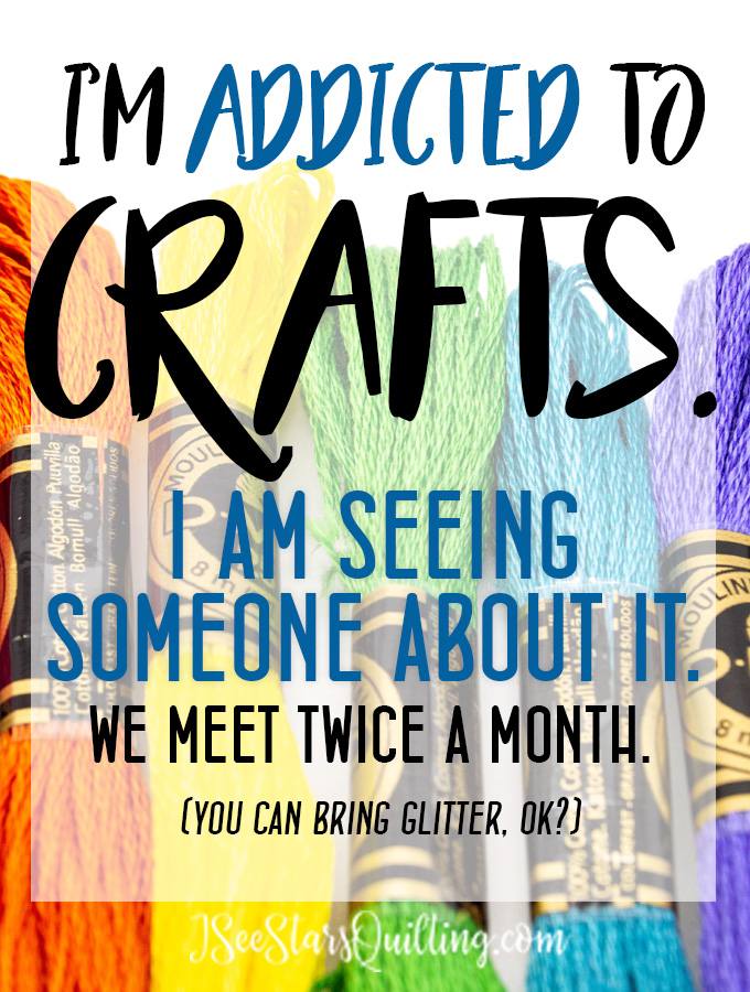 Feeling like you have Shiny Object Syndrome? Check out these 5 tips to Maintain your Creative focus and be your MOST productive self! ISeeStarsQuilting is FULL of amazing tip, tricks and tutorials on quilting at living your most creative life!