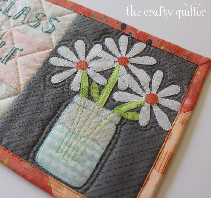 What is a MugRug? Check out these ideas for inspiration for a quick quilting project (and free patterns!) for one of life's most wonderful treats!
