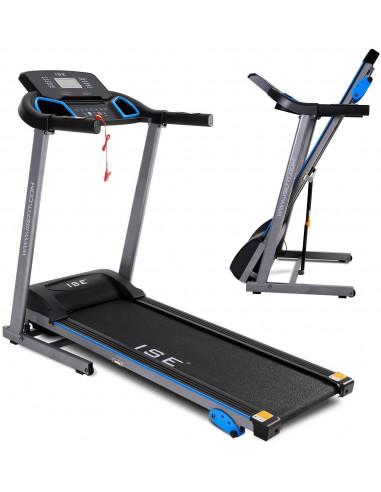 ise tapis de course fitness electrique pliable sy t4001