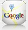 Google-kort. Logo/tjenesten ejes af Google