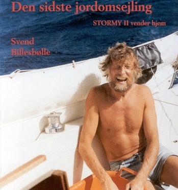 Svend Billesbølle sejlede jorden rundt i små sejlbåde