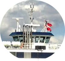 Holbæk Orø færgen