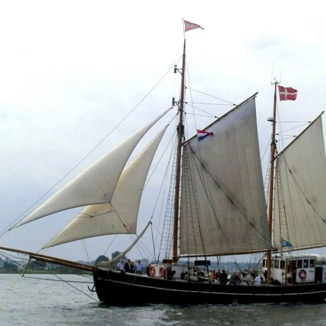 HJALM på Holbæk Fjord 25/8-2012