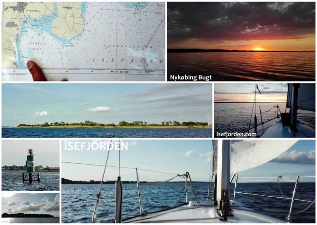 Nykøbing Bugt - Isefjorden