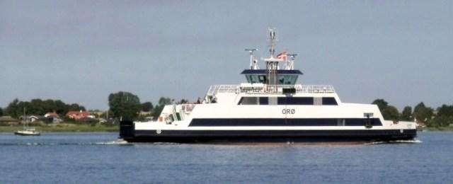 Holbæk- Orø færgen