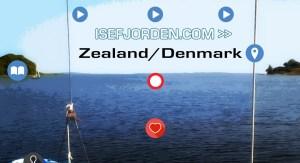 Isefjorden.com - Interaktivt billede