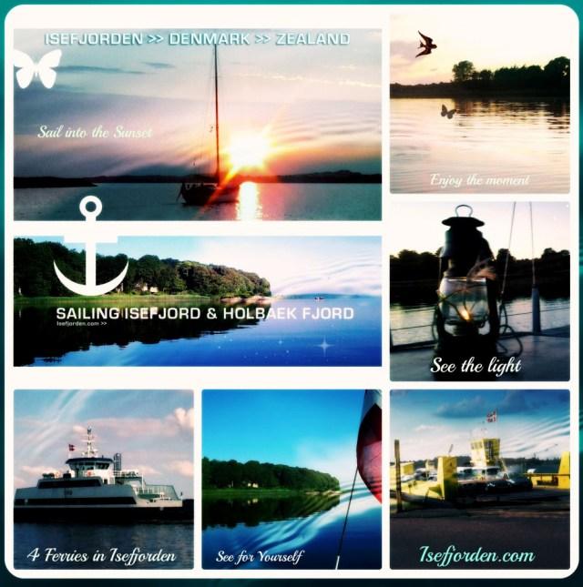 Fotos og collage: Isefjorden.com