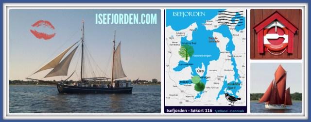 Isefjorden.com - Privat internetportal med fokus på Isefjorden