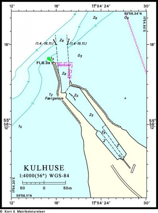 Havneplan Kulhuse havn