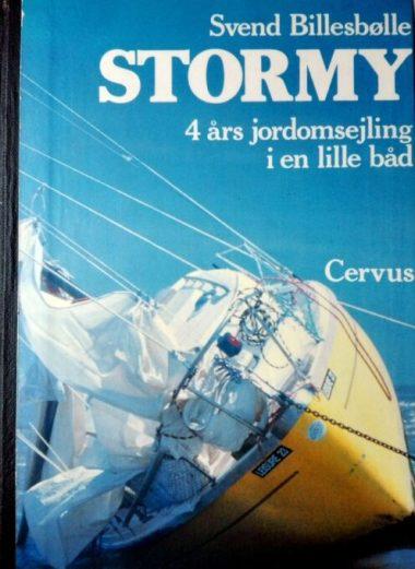 Stormy 1 - 4 års jordomsejlning i en lille båd af Svend Billesbølle