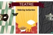 Teatre omkring Isefjorden