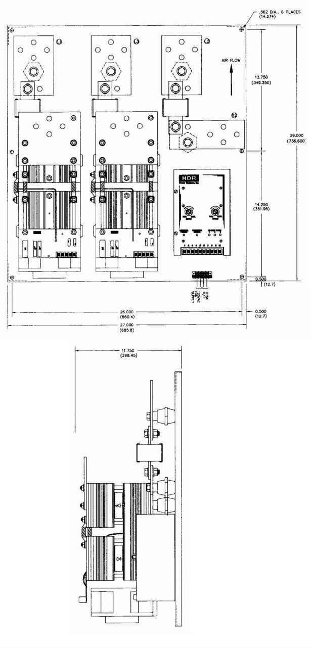 ISE, Inc. > Three Phase > ZF2 SCR Power Control, Three