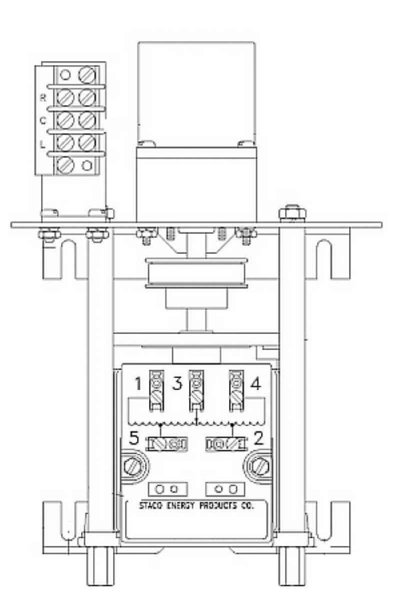 ISE, Inc. > Variacs, All > M1210b Variac Variable Transformer