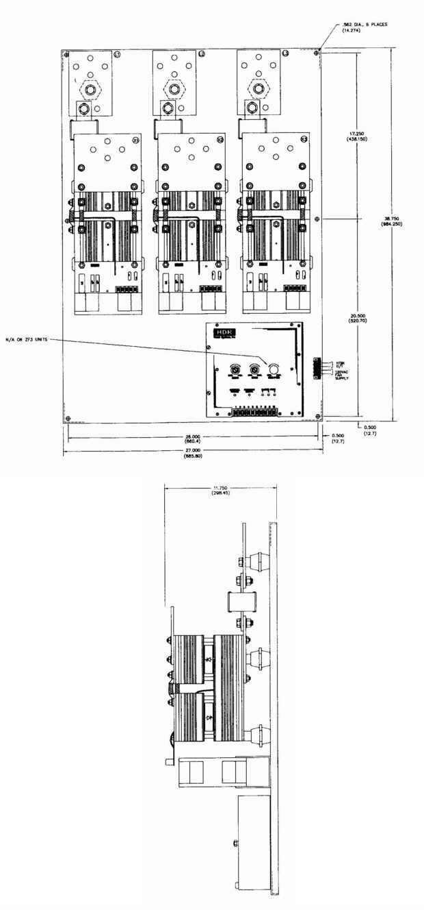 ISE, Inc. > Three Phase > ZF3 SCR Power Control, Three