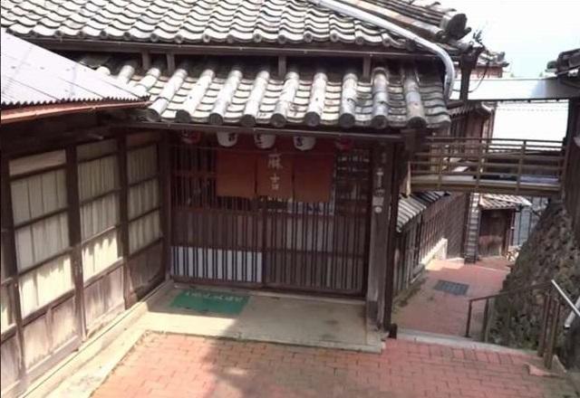 麻吉旅館本館