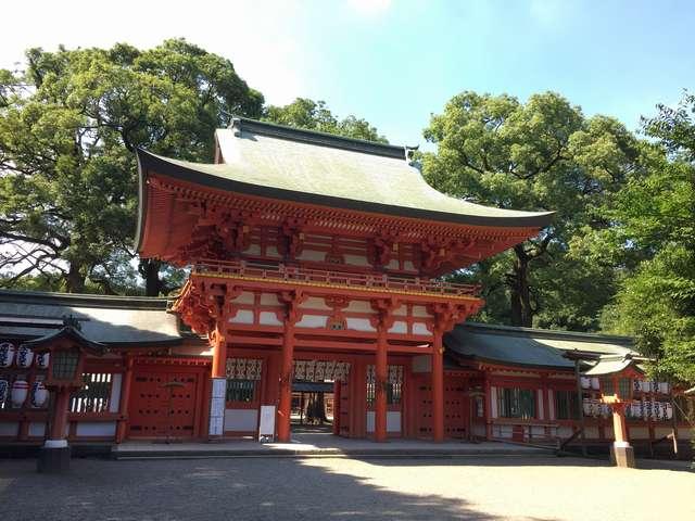 氷川神社(大宮)