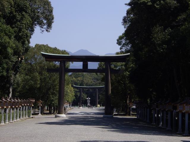 橿原神宮(奈良)