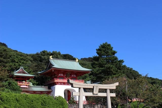 赤間神宮(下関)