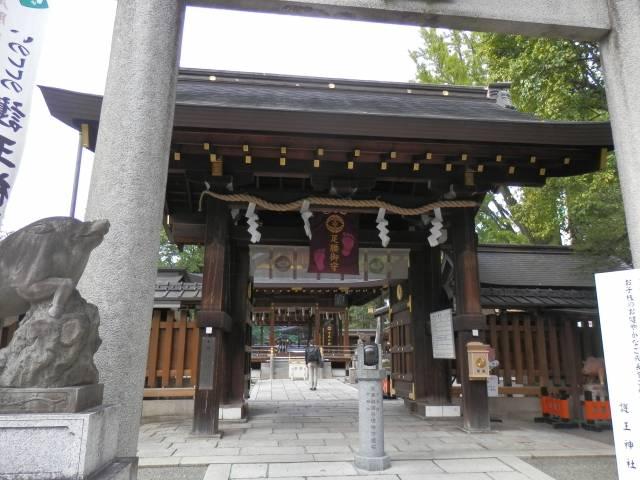 護王神社(京都)2019年の干支参り