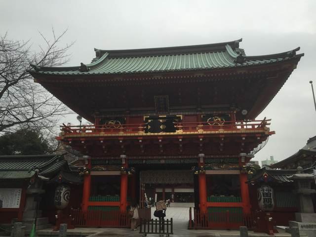 ねずみのまつわる神社(関東)