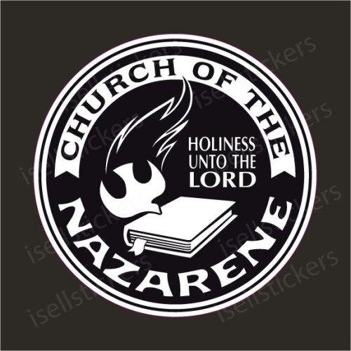 Church of The Nazarene Evangelical Christian Decal Sticker