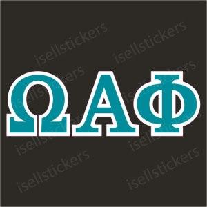 Omega Alpha Phi Lee University