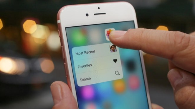 Barclays avisa: los iPhone de 2019 no tendrán 3D Touch