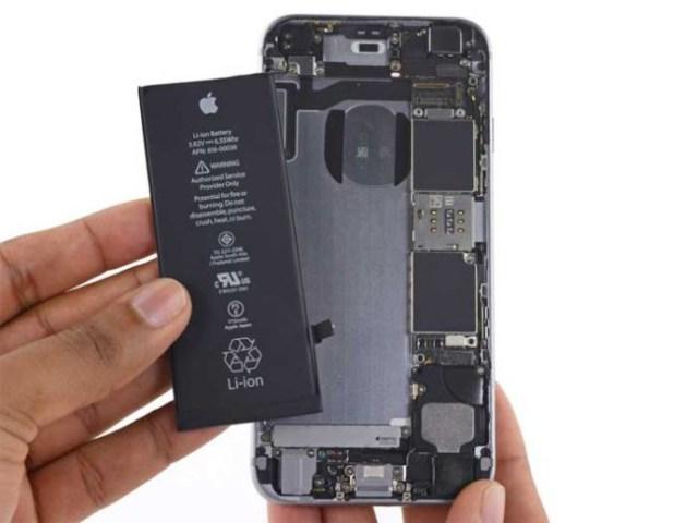 Consejos para ahorrar en batería del iPhone o sustitución