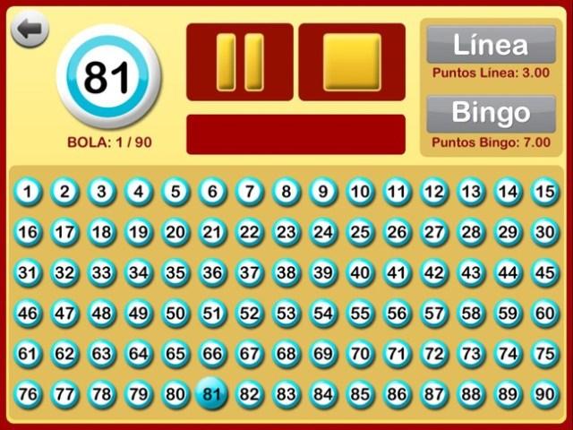 Jugar Bingo En Linea Gratis