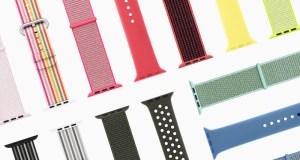 Ya a la venta las nuevas correas para el Apple Watch
