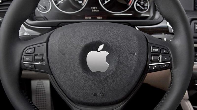 Apple ha sufrido robo de información desvelando así que trabajan en secreto en un coche autónomo