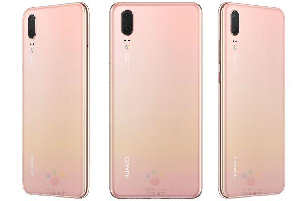Se filtran los colores de los nuevos Huawei