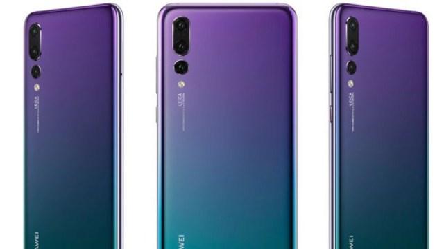 Se filtran los colores del nuevo Huawei P20