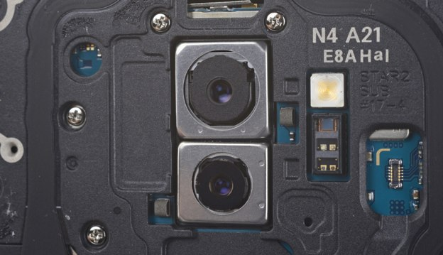iFixit nos enseña cómo es el Samsung Galaxy S9+ por dentro