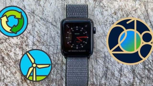 El Apple Watch se prepara para el Día de la Tierra