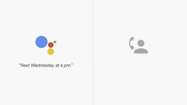 Google Assistant será capaz de llamar a los sitios por nosotros