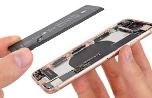Apple te dará 60€ si cambiaste tu batería el año pasado