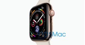 Filtrado el nuevo Apple Watch Series 4 al completo