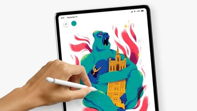 iPad Pro 2018 al descubierto tras la filtración de una funda