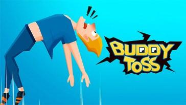 Buddy Toss es un juego arcade muy divertido para iOS y Android