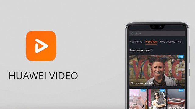 Huawei Video llega oficialmente a España
