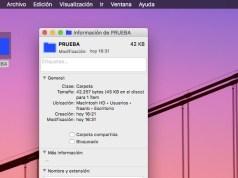 Cómo cambiar el color de las carpetas en macOS