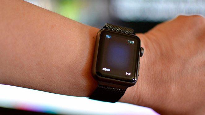 Controlando el Apple TV desde el Apple Watch
