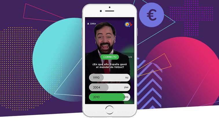 Q12 Trivia el juego de preguntas con el que puedes ganar dinero cada noche desde tu móvil