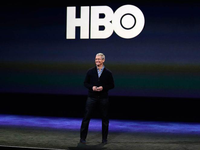 HBO, Showtime y Startz en negociaciones con Apple Vídeo para ofrecer su contenido en la próxima Keynote de Apple