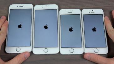 Modelos de iPhone e iPad que quedarían sin actualizar a iOS 13
