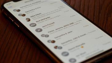Así se recuperan mensajes borrados del iPhone