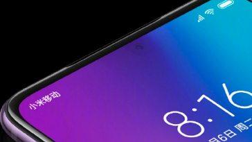 Xiaomi nos sorprende con una cámara bajo la pantalla de un smartphone