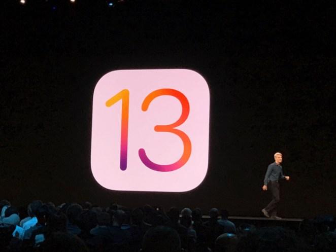 Apple lanza la tercera beta de iOS 13 para desarrolladores
